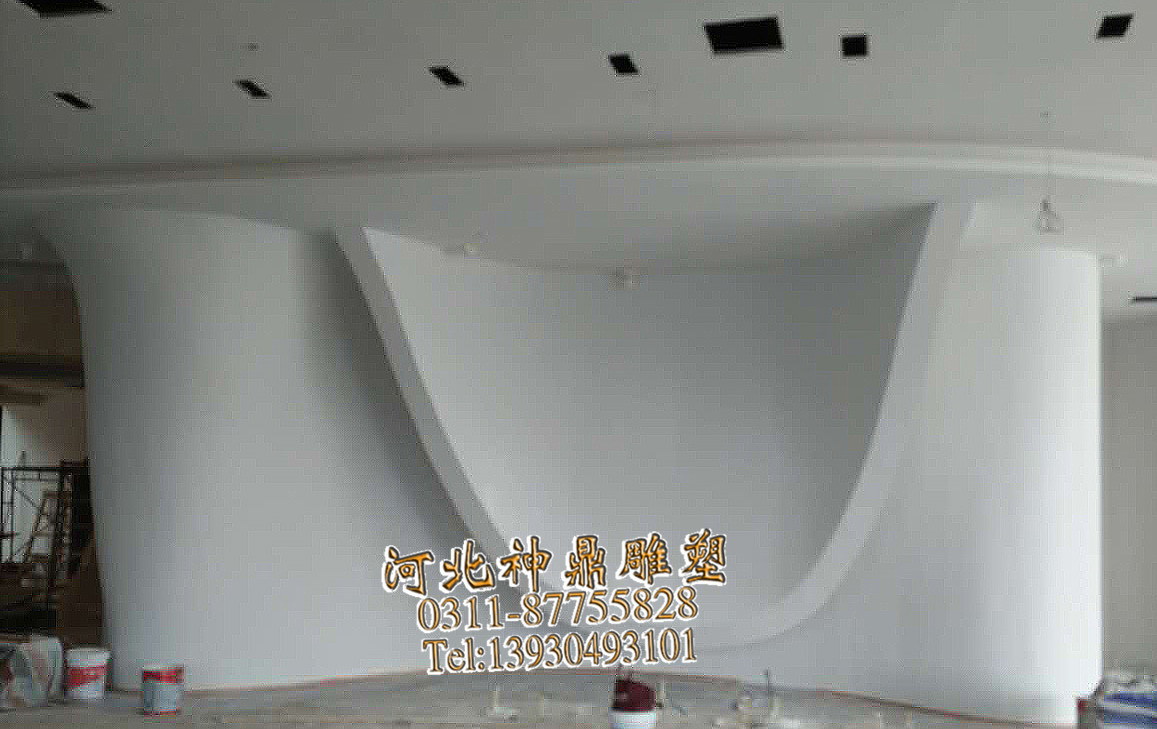 GRG石膏墙